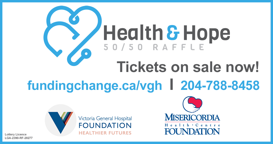 Health Hope 50-50 Raffle